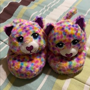 Toddler Slippers. GUC